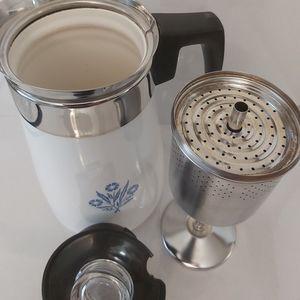 Vintage Coffee Maker **RARE CORNINGWARE ITEM**